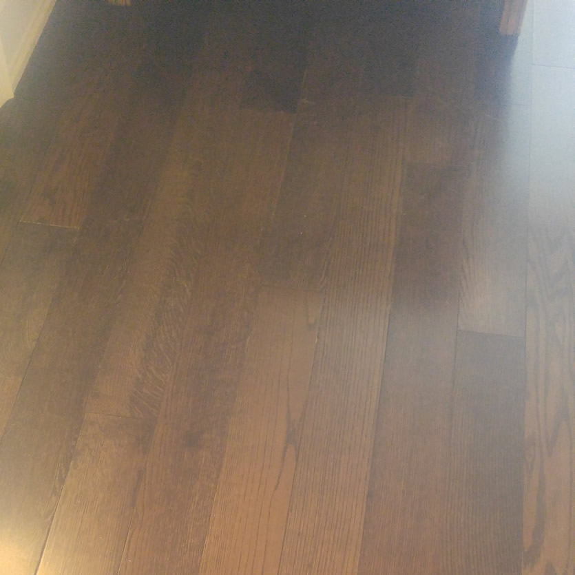 Hardwood flooring installed by handiman4you